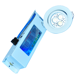Recess LED Emergency light