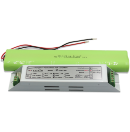 Emergency power pack for Tube Led 16-18W